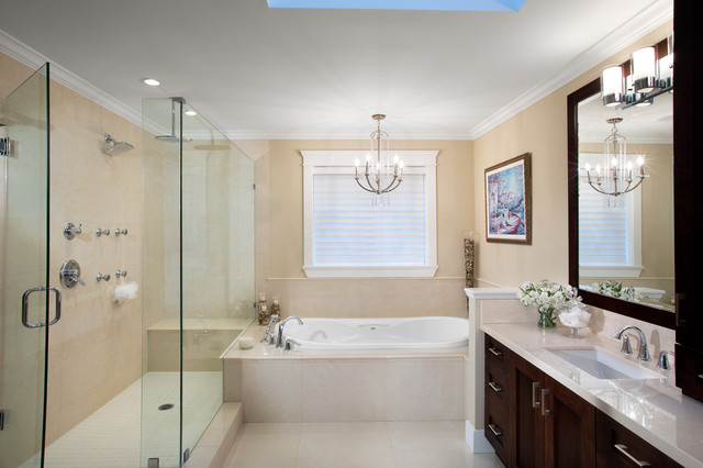 Brilliant design in this fully custom greater vancouver home for Bathroom design vancouver