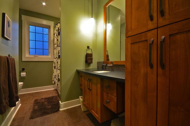 Brink Place traditional-bathroom