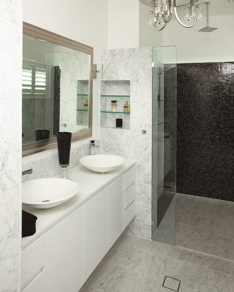 Brisbane bathroom design renovation for Bathroom designs brisbane