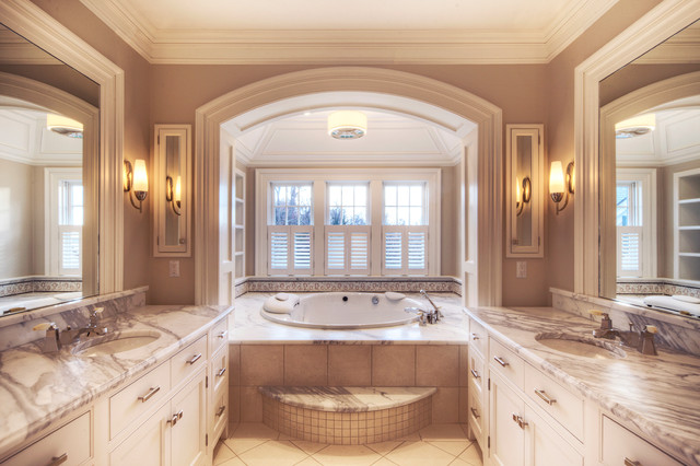 Bristol Rhode Island Cabinets Traditional Bathroom Providence By Jonathon Dahl Woodworks