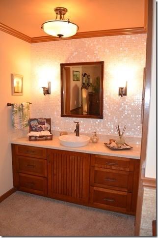 British Colonial Master Bedroom Tropical Bathroom