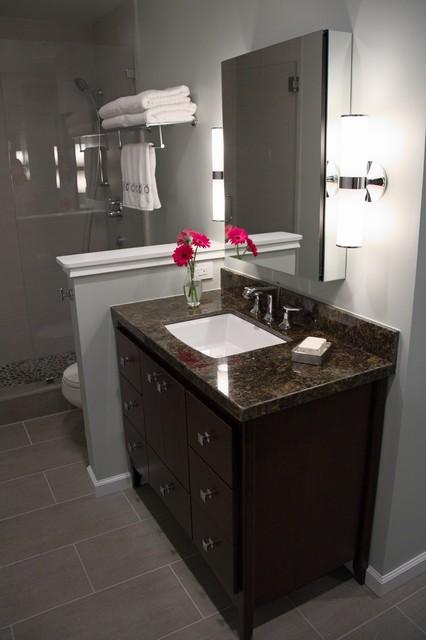 Brittan Heights Bath contemporary-bathroom