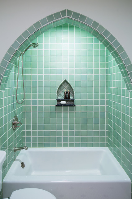 Brittany Cottage traditional-bathroom
