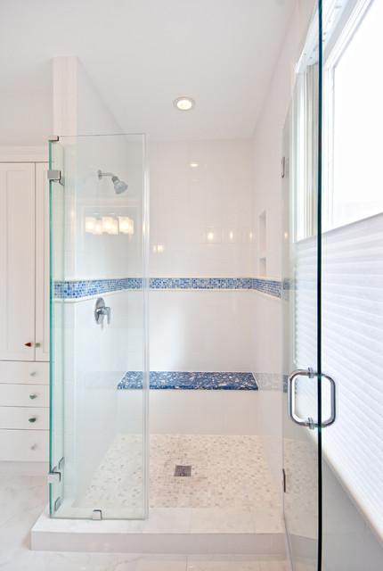 Broad Street Bathroom - Beach Style - Bathroom ...