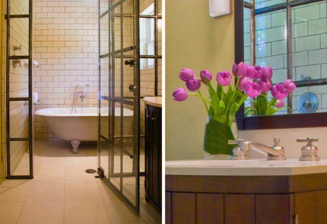 Brookbank Residence contemporary-bathroom