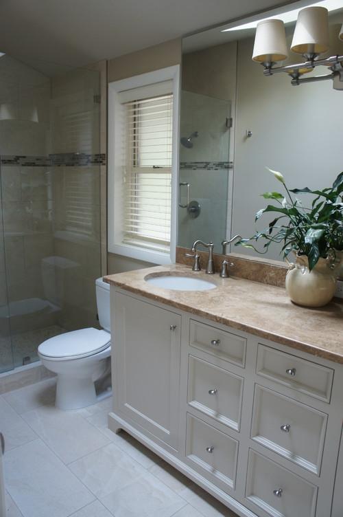 Brookhaven Bathroom Renovation Alpharetta GA Moses Construction - Bathroom remodel alpharetta ga
