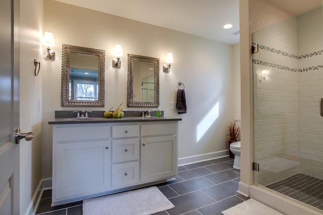 Brookhollow remodel traditional bathroom nashville for Bath remodel nashville