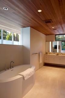 Brooktree / Los Angeles Mid-Century Modern - Midcentury - Bathroom - other metro - by BiLDEN