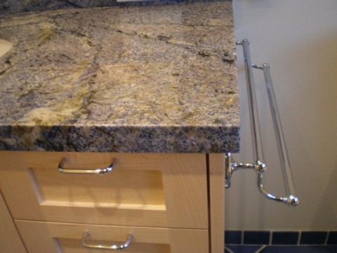 The Granite Gurus: FAQ Friday: What granite would go with ... on What Color Granite Goes With Maple Cabinets  id=57752