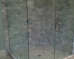 Browning Avenue traditional-bathroom