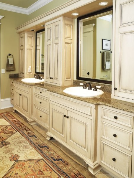 Brownstone Master Bath Traditional Bathroom