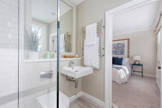 brunswick gardens modern bathroom london by fulham. Black Bedroom Furniture Sets. Home Design Ideas