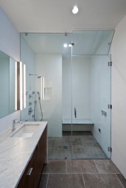 Bryant street loft moderno stanza da bagno san - Stanze da bagno moderne ...