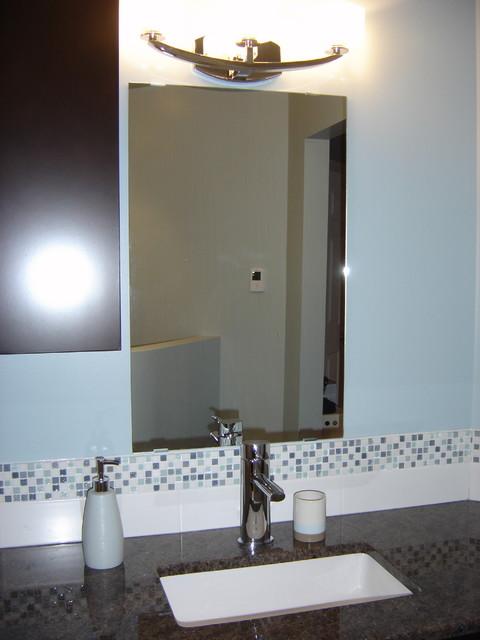 Buchanan Drive Bathroom Renovation modern-bathroom