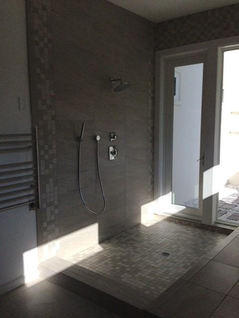 Amazing Atlanta Traditional Bathroom Remodeling Ideas With Bathroom Hardware