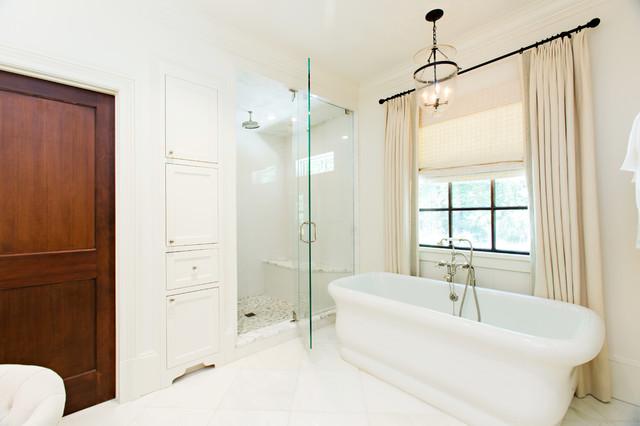 Buckhead Master Bedroom & Bathroom Renovation - Traditional - Bathroom - Atlanta - by Live Oak ...