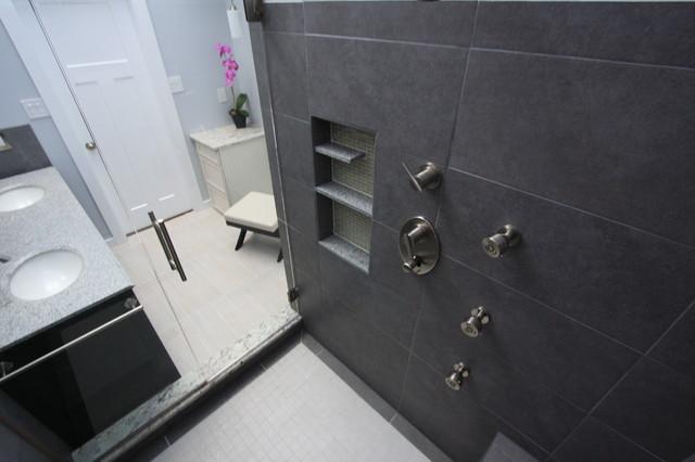 Buckroe Project modern-bathroom