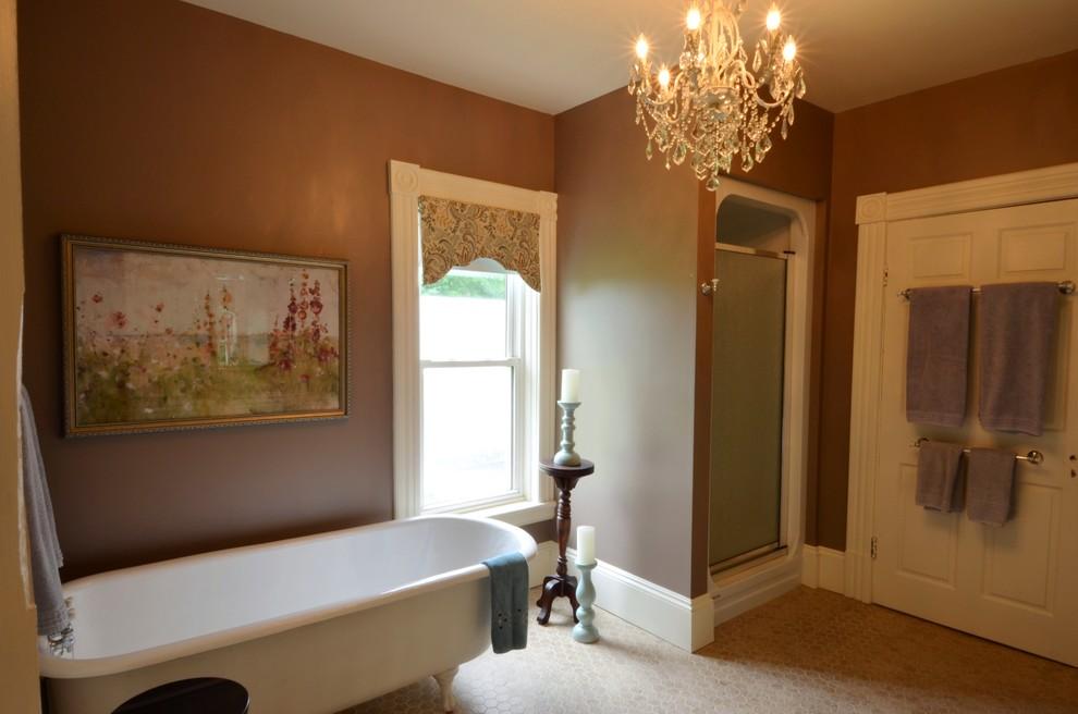 Budget-Friendly Bath | Sheridan Interiors Kitchens + Baths ...