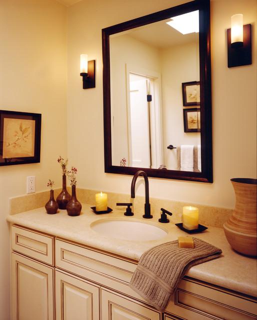 budget friendly remodel traditional bathroom los