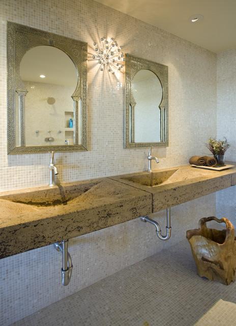 Buena Vista House Bathroom contemporary-bathroom