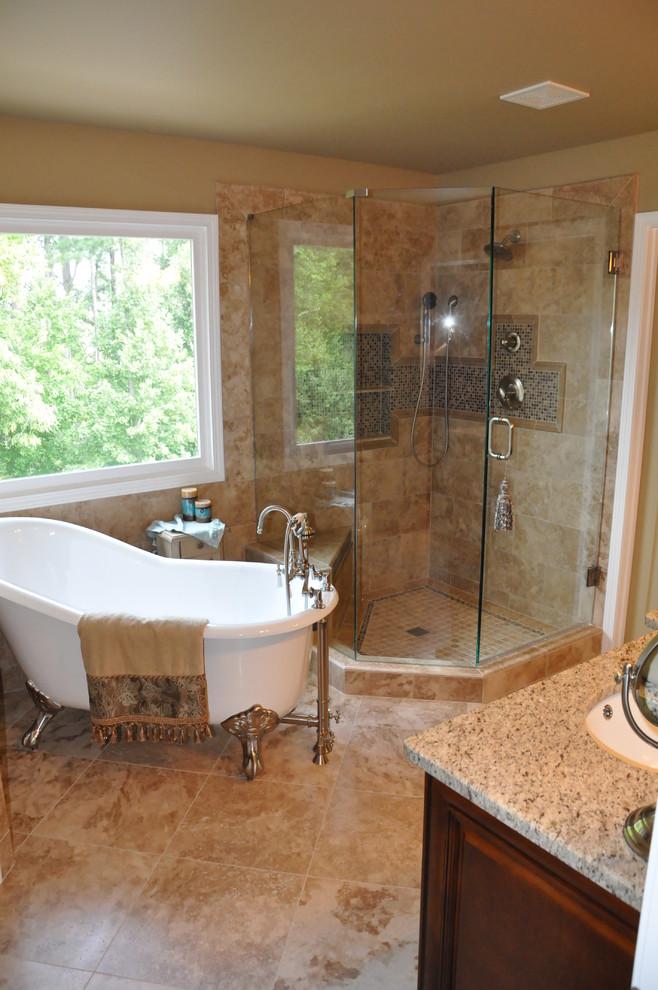 Buford Master Bath - Craftsman - Bathroom - Atlanta - by ...