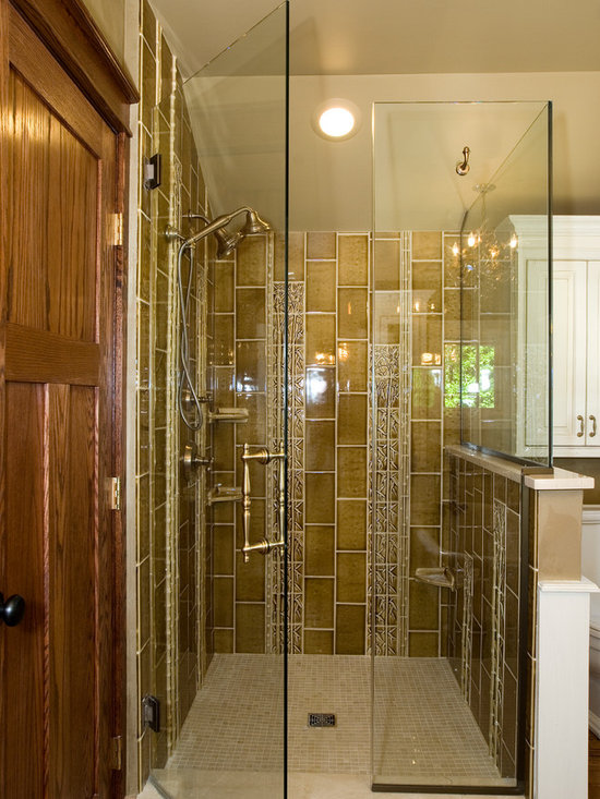 Decorative arts and crafts tile designs for Arts and crafts bathroom design ideas