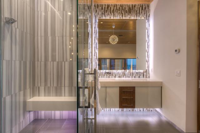 Burke Kansas City Modern Bathroom Kansas City By