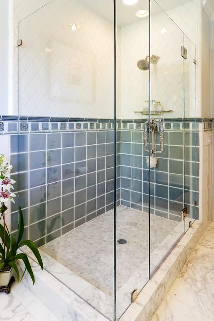 Burlingame Residence Two traditional-bathroom