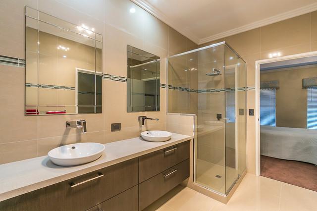 Burns Beach Contemporary Bathroom Perth By Mondo