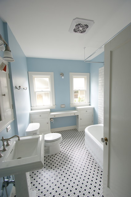 Burnside Bathroom traditional-bathroom