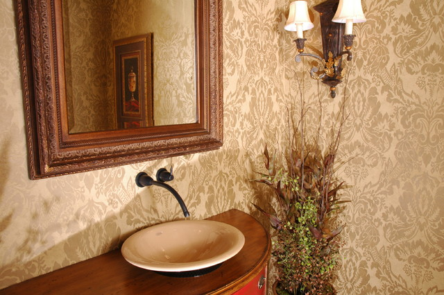 Butler Ridge Model traditional-bathroom