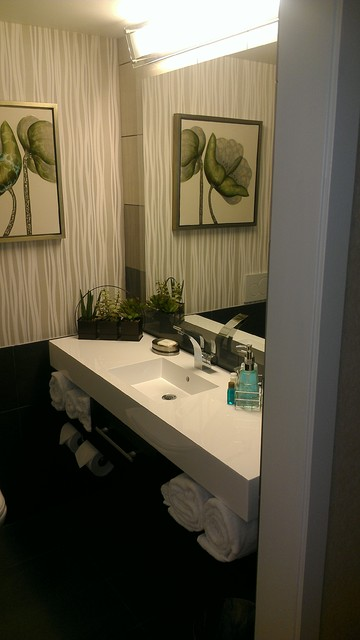 Buyer's Market Hotel Remodel modern-bathroom