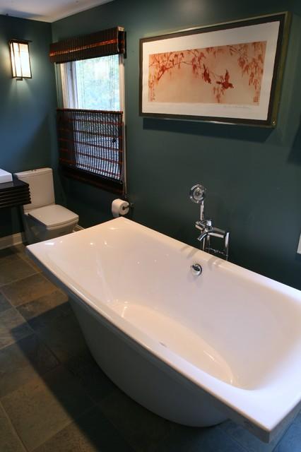 by Kitchen & Bath, Etc. asian-bathroom