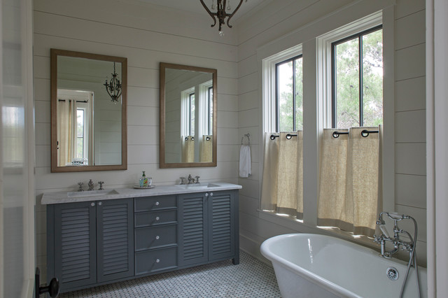 Byers Residence traditional-bathroom