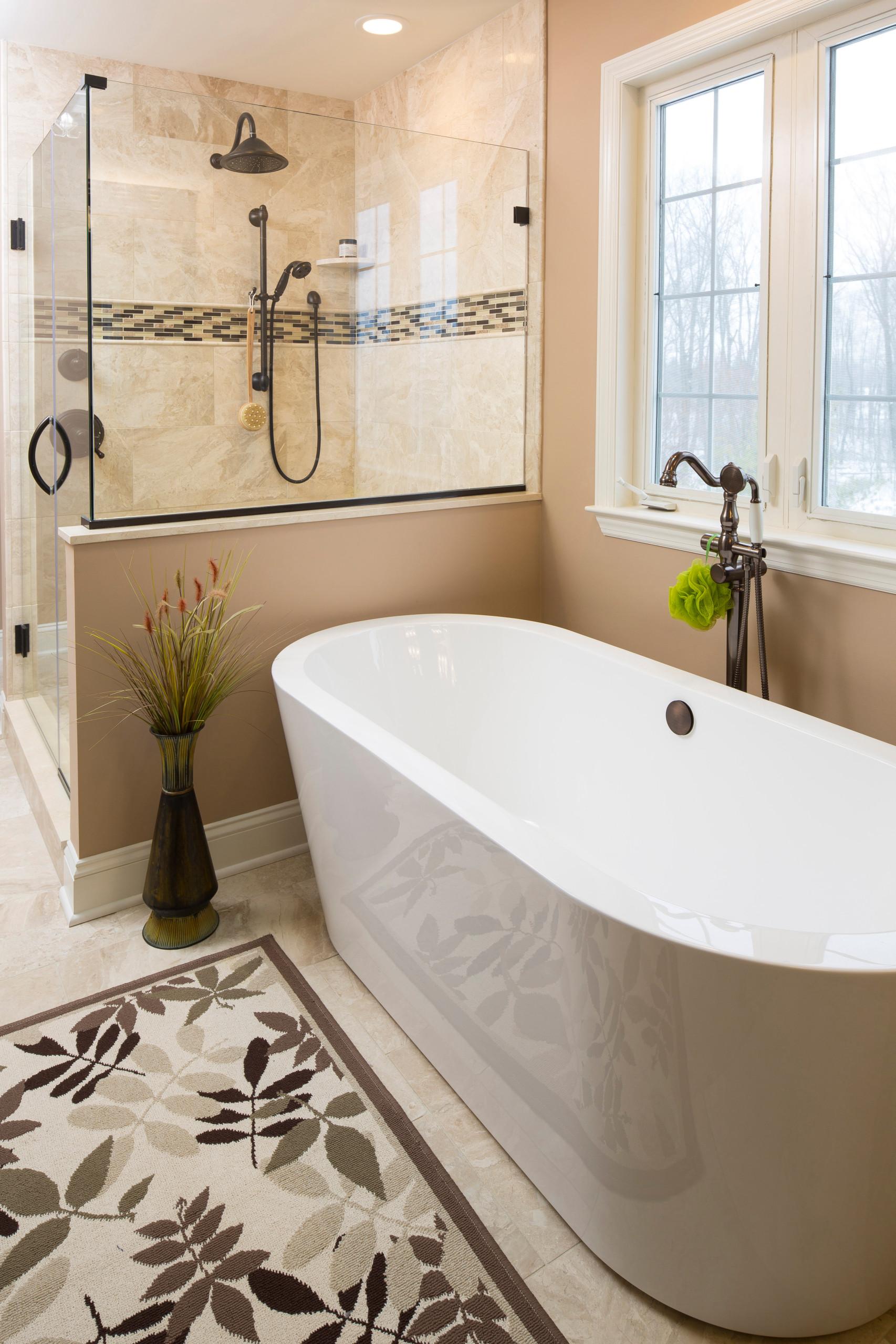 C. D.'s Master Bath
