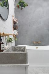 Просто фото Хранение полотенец в ванной (16 photos)