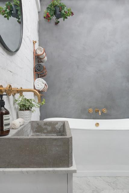 8 Of The Best Towel Storage Ideas Houzz Uk