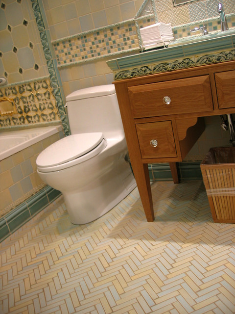 C28 Bathroom traditional-bathroom