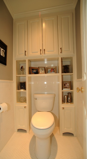 Smith Designs traditional-bathroom