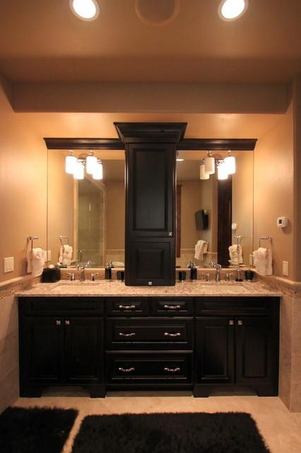 cabinets bathroom denver by pinnacle mountain homes