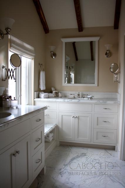 Cabochon Bathrooms traditional-bathroom