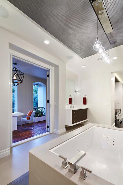 Caisson Studios– Interior Designer Los Angeles contemporary-bathroom