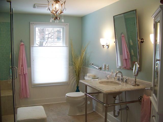 Caledonia residence bathroom traditional-bathroom