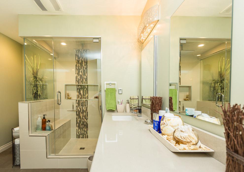 Calgary - Sirocco - Contemporary - Bathroom - Calgary - by ...