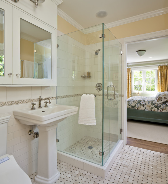 Classic Style Master Bath traditional-bathroom