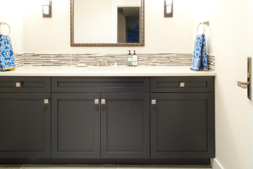 Camano Island - Transitional - Bathroom - Seattle - by ...