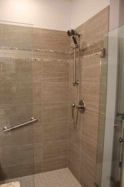 Cambria Quartz Bathroom contemporary-bathroom