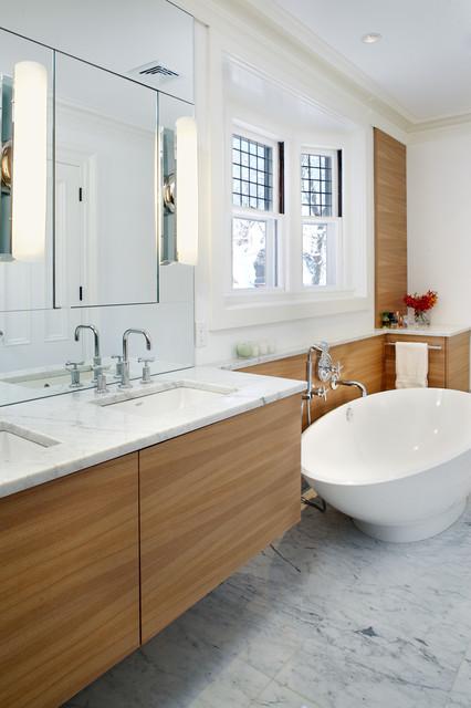 Cambridge Contemporary Bathroom contemporary-bathroom