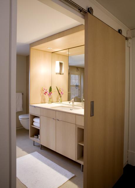 Cambridge Modern Bath modern-bathroom