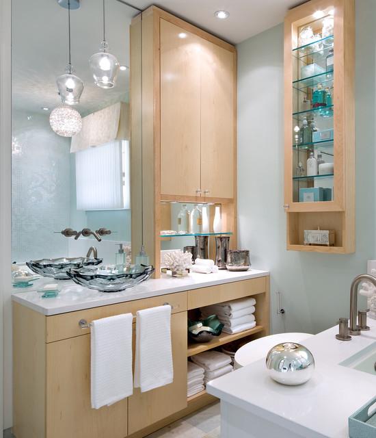 Candice Olson Bathroom 1 Contemporary